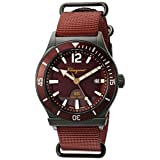 Salvatore Ferragamo Men's FF3220015 FERRAGAMO 1898 Sport Analog Display Quartz Rust Watch