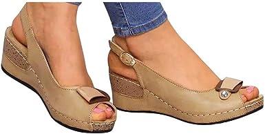 Amazon.com: Hemlock Women Summer Wedges