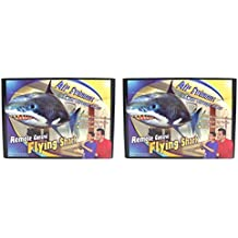 Air Swimmers Remote Control Flying Shark Combo 2 Pack