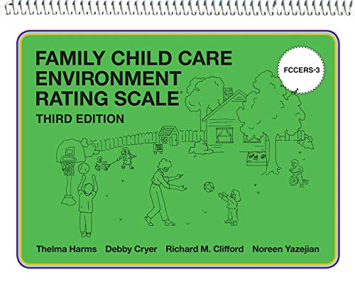 Family Child Care Environment Rating Scale - Fccers-3