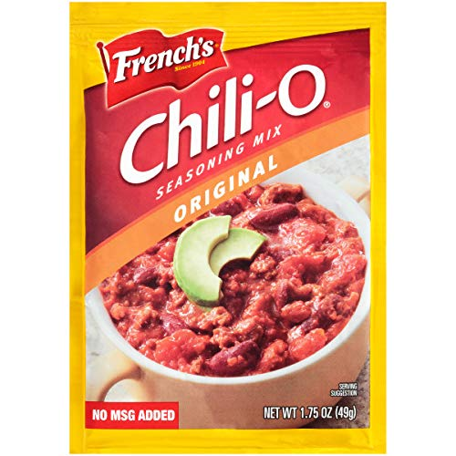 Frenchs Chili Mix 1.75 Oz-6 packets