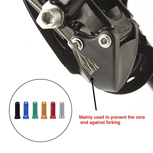 Buy bike shift cable ends