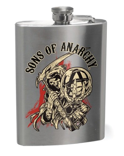 Sons Of Anarchy Hip Flask