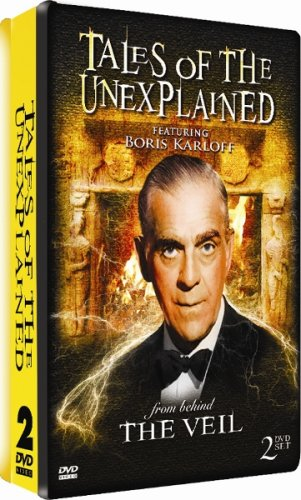Tales Of The Unexplained From The Veil - 2 DVD - Collector's Edition Embossed Tin (Patrick Veil)