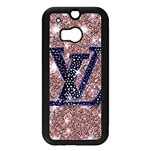 Fascinating Retro Shining Design Louis Top Vuitton Phone Case Beautiful Protector For Htc One M8