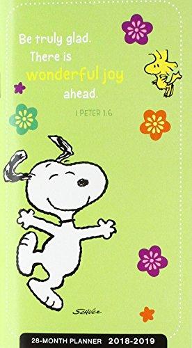 Top 2019 Pocket Planner - Peanuts - Wonderful Joy Ahead for sale