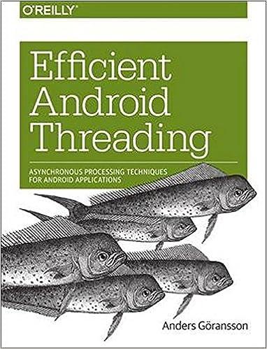 Threading efficient pdf android