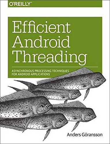 Efficient Android Threading: Asynchronous Processing Techniques for Android Applications by O'Reilly Media