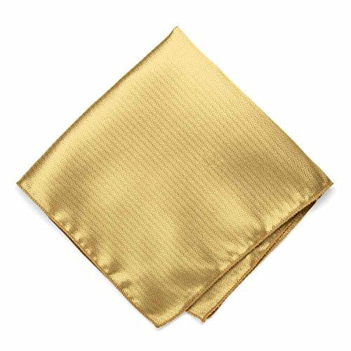 Herringbone Silk Pocket Square - 9