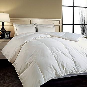 Naples 700 Thread Count Cotton Down Alternative Comforter   King