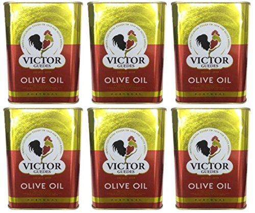 Oil Rooster - Victor Guedes Olive Oil 32oz - Pack of 6
