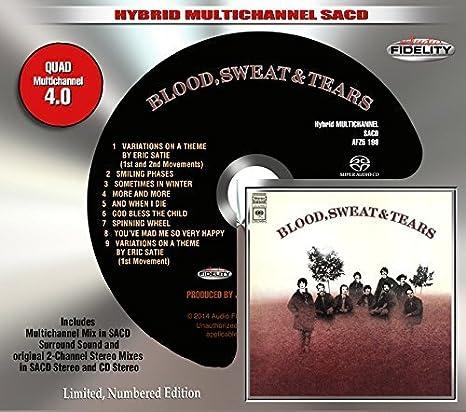 BLOOD, SWEAT & TEARS by Blood Sweat & Tears: Blood Sweat & Tears ...