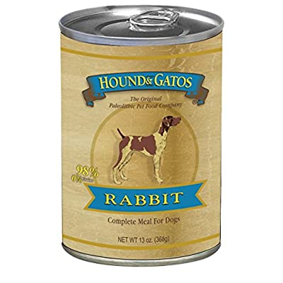 HOUND & GATOS PET FOOD Canned Dog Food