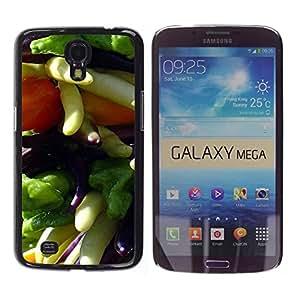 """For Samsung Galaxy Mega 6.3 , S-type Planta Naturaleza Forrest Flor 36"""" - Arte & diseño plástico duro Fundas Cover Cubre Hard Case Cover"""