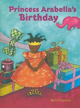 book cover of Princess Arabella\'s Birthday