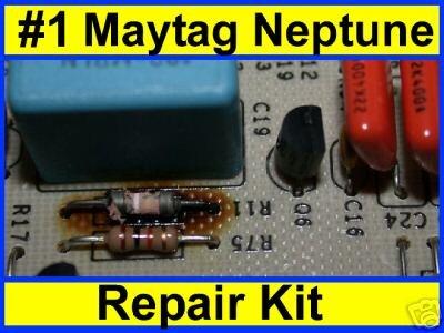 neptune washer wax motor - 2