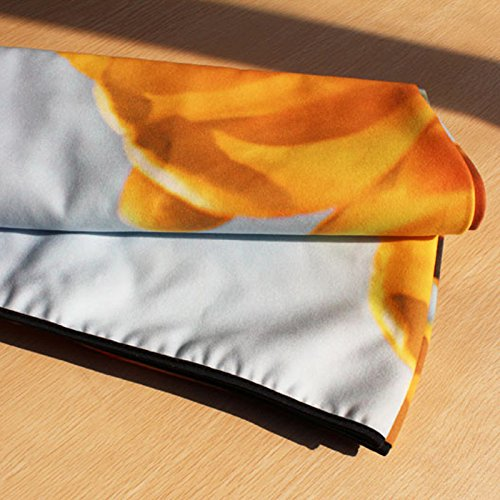 Sysuser Japan Anime Cartoon Bleach Death God Toushirou Byakuya Custom Blanket 40x50 Inch Creative Cotton Blanket Indoor / Outdoor Blanket