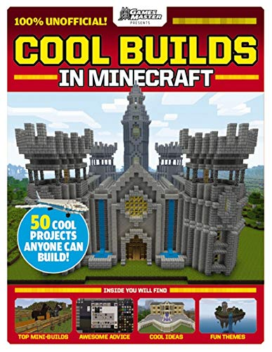 Cool Builds in Minecraft! (GamesMaster Presents) (Cool Things To Make In Minecraft House)