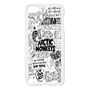 Rock band Arctic Monkey postles Hard Plastic phone Case Cover FOR Ipod Touch 5 FAN210133