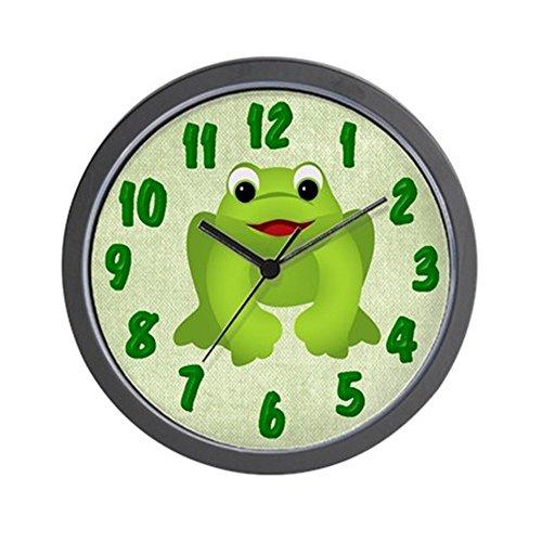 CafePress - Frog Wall Clock - Unique Decorative 10