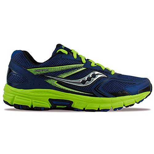 Saucony 25262-22, Zapatillas de Deporte Unisex Adulto blue/black/citron