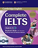 Complete IELTS Bands 6.5-7.5 Student's Pack (Student's Book with Answers with CD-ROM and Class Audio CDs (2)) (IELTS Practice Tests)