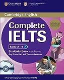 Complete IELTS. Bands 6.5-7.5. Level C1. Student's book. With answers. Per le Scuole superiori. Con CD Audio. Con CD-ROM