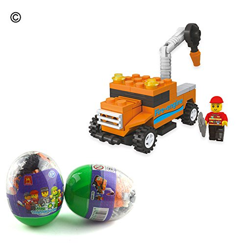 Review 6-Pack Large Easter Egg