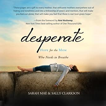 what to do when you feel desperate