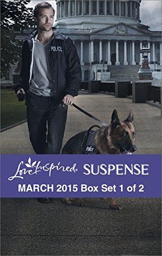 Love Inspired Suspense March 2015 ebook