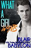 Bargain eBook - What A Girl Wants