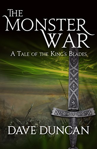 The Monster War: A Tale of the Kings' Blades (Black Fairy Tale Characters)