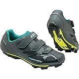 Louis Garneau 2017/18 Women's Multi Air Flex Fitness/Mountain Cycling Shoes - 1487232-090 (Asphalt - 40)