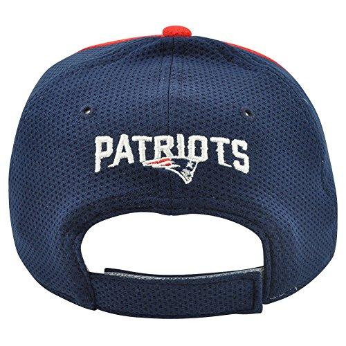 NFL New Era 9Forty New England Patriots Women Ladies On Field Training Hat Cap