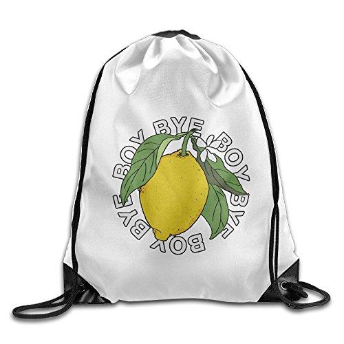 Price comparison product image Beyonce Lemonade Fashion Design Concert Gym Bag Drawstring Backpack