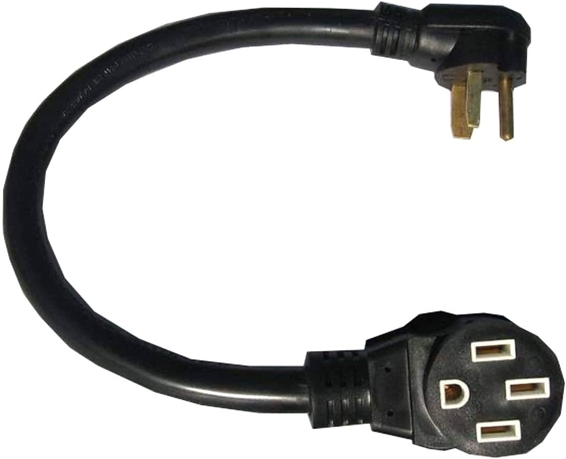 NEMA 6-50P to 14-50R Adapter for EV Charging only