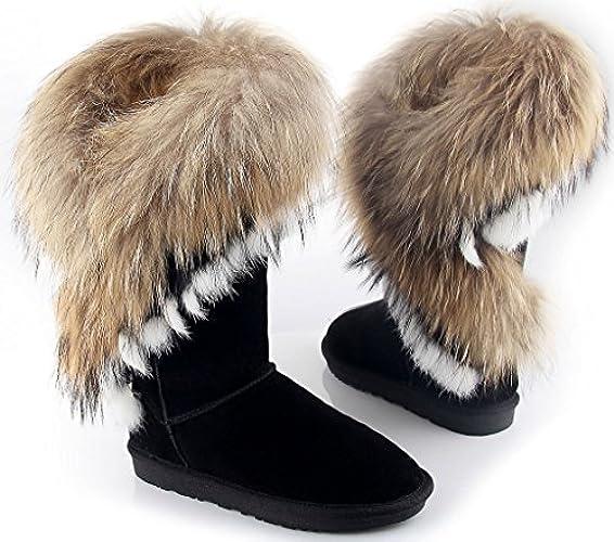 Lumi Naisten Saappaat Talviturkin Lehmän Aphnus Nahkasaappaat dgqtwgW8