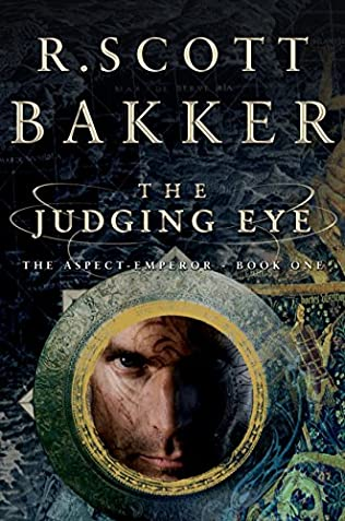 book cover of The Judging Eye