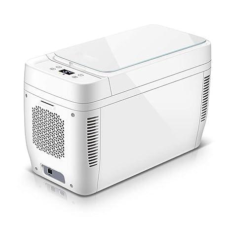 BBG Coche Portátil Refrigerador,Mini en Pequeña Escala Nevera,Car ...