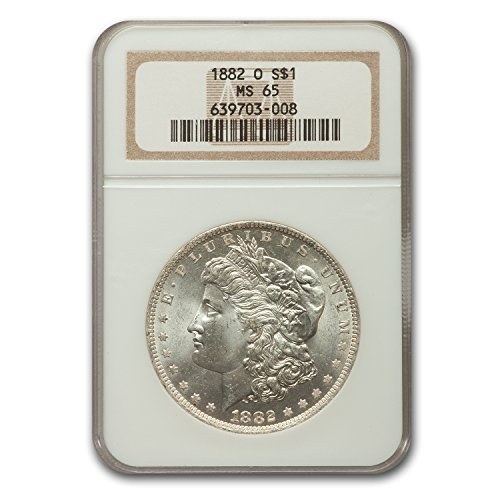 1882 O Morgan Dollar MS-65 NGC Dollar MS-65 NGC