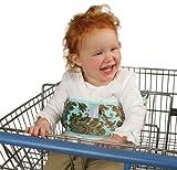 Leachco Wrap Strap Plush Anywhere Safety Strap, Blue, Baby & Kids Zone