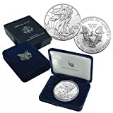 #3: 2017 silver eagle $1 Brilliant Uncirculated US Mint
