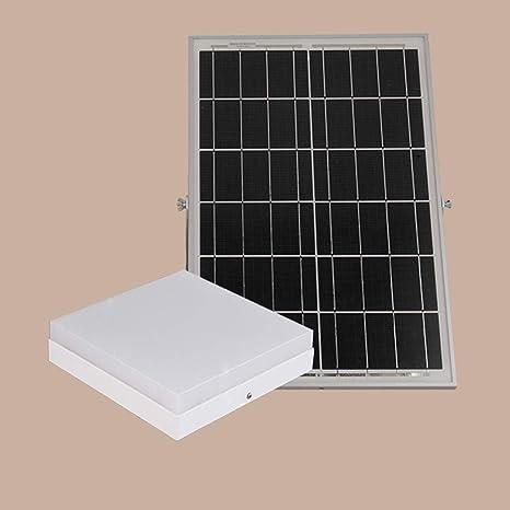 SLZ Outdoor Solar Panel Solar portátil LED Recargable con ...