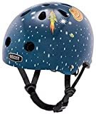Nutcase - Baby Nutty Street Bike Helmet, Fits Your Head, Suits Your Soul - Outer Space