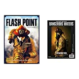 Flash Point Fire Rescue 2nd Edition and Dangerous Waters Board Game