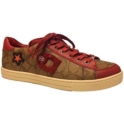 Trener Porter Lo Toppen Sneaker New York Style Fg1458 Dq4 Størrelse 8,5
