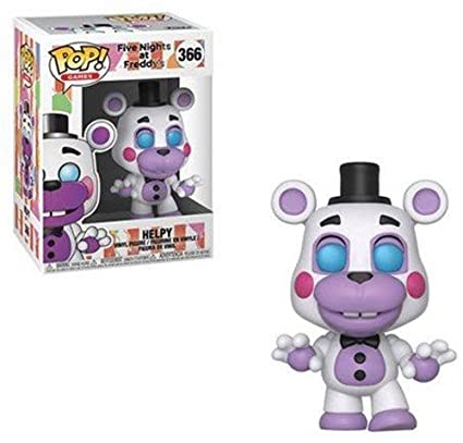 Funko POP! GAMES: Five Nights at Freddy's Pizza Simulator - Helpy 32059