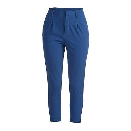 Rawdah_Pantalones Hombre Jogger Pantalones De Hombre Pantalones de chándal para Hombres Pantalones Deportivos Elásticos Ocasionales Bolsos Holgados ...