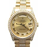 Rolex Day-Date Swiss-Automatic Male Watch 118388 (Certified Pre-Owned)