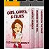 Cats, Cakes and Clues: Cozy Mystery Boxset